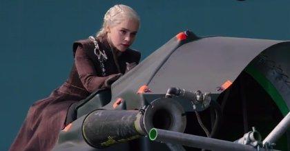 Juego de tronos: Daenerys vuela hacia la batalla en el nuevo vídeo de la 7ª temporada