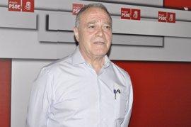 Miguel Gracia afirma que hay que trabajar con Sánchez para que el PSOE vuelva a ser un partido de gobierno