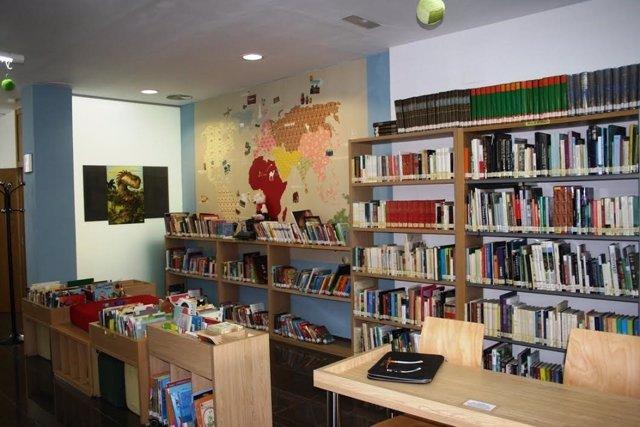 Biblioteca. Libros