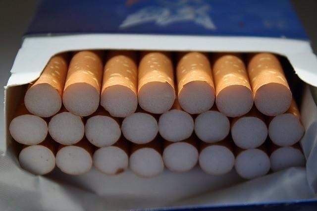 Cajetilla de tabaco
