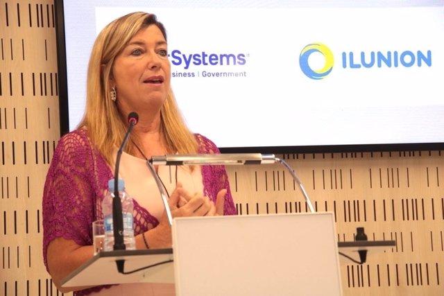 Patricia Gómez, consellera de Salud de las Islas Baleares