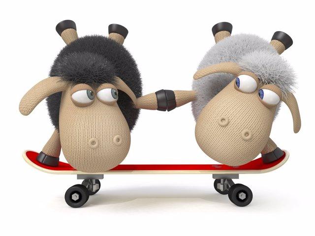 Por qué hay ovejas negras en las familias