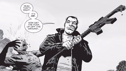 The Walking Dead: ¿Revelan los cómics la primera víctima de Negan en la 8ª temporada?