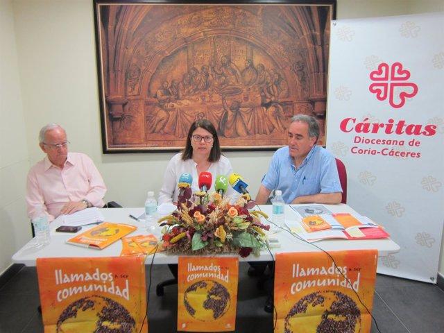 Balance de Cáritas Diocesana de Coria-Cáceres