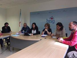 """BNG y CIG exigen a la Xunta una solución para los clientes """"estafados"""" del Popular y que defienda los puestos de trabajo"""