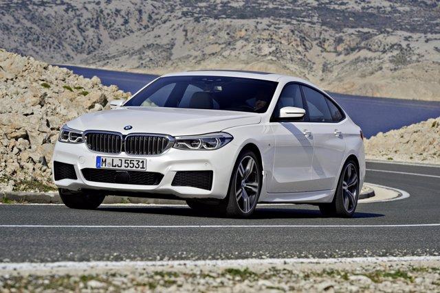 BMW 6 Gran Turismo, 640i xDrive