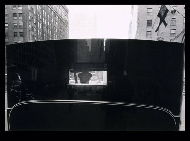 Untitled. Park Avenue escene, 1959.