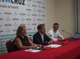 Los vecinos de Santa Cruz de Tenerife elegirán las obras en los cinco distritos de la ciudad