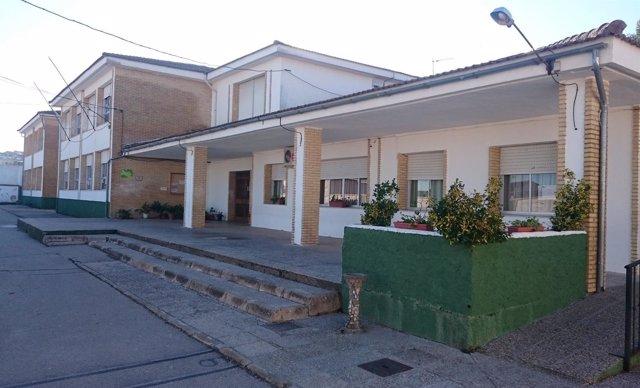 Colegio Pintor Cristóbal Ruiz de Villacarrillo.