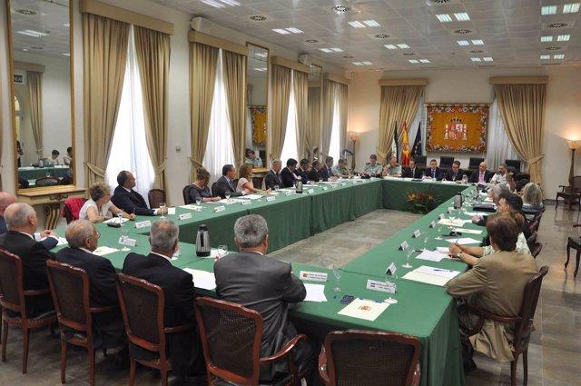 Cuerpo consultar málaga delegado gobierno andalucía