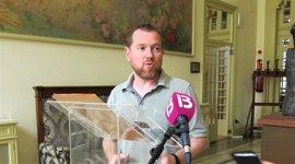 PSIB, Podemos y MÉS entregan documentación a la Audiencia Nacional sobre las autopistas de Ibiza