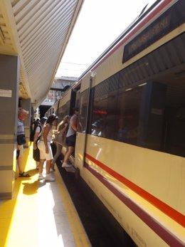 Estación Benalmádena de Cercanías