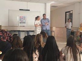 El IAJ sensibiliza a la población joven de Marbella para la prevención de la violencia de género
