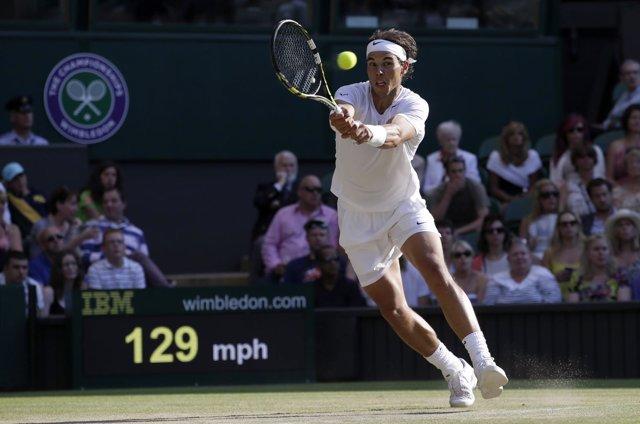 Wimbledon, Rafa Nadal