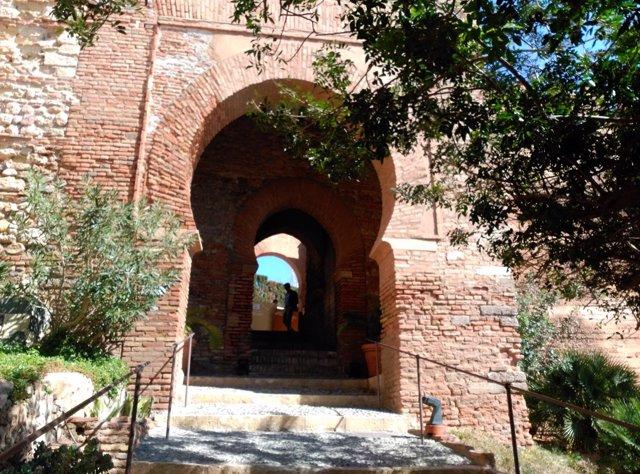 Puerta de la Justicia, de la entrada a la Alcazaba de Almería