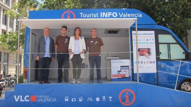 Punto Móvil de Información Turística