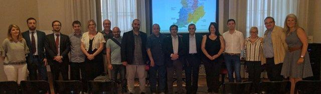 Visita de la ACM a Bolonia
