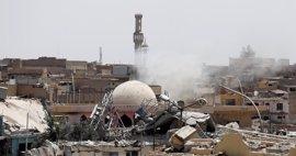 Las fuerzas iraquíes repelen un contraataque de Estado Islámico en Mosul