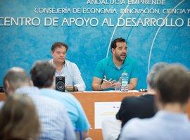 Diputación presenta las ayudas Fronterasur 2017 a empresarios de la industria cultural de la provincia