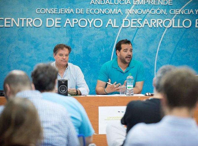 Diputación presenta las ayudas Fronterasur