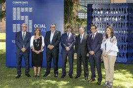 Aguas de Barcelona reivindica su compromiso social con motivo de su 150 aniversario