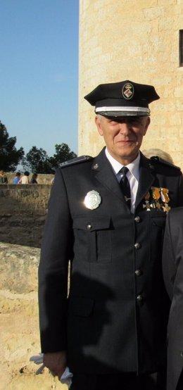 Antoni Fiol, nuevo coordinador general de la Policía Local de Palma