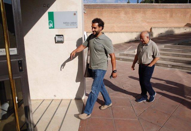 Jesús Candel acude al juzgado