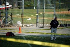 Identificado el autor del tiroteo contra un grupo de congresistas republicanos en un campo de béisbol de Virginia