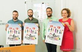 El colectivo LGTBI de Cartagena reivindica el Orgullo con una semana repleta de actos por la diversidad sexual