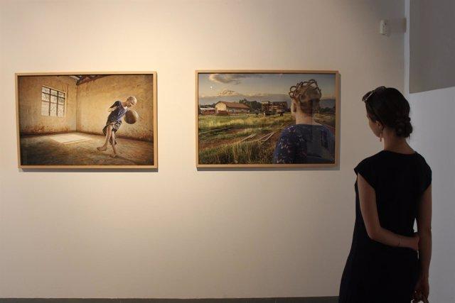 La exposición 'Albino', de la la fotoperiodista Ana Palacios abre '21 Grados'