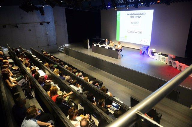 Asamblea anual de CECE-Sevilla 2017