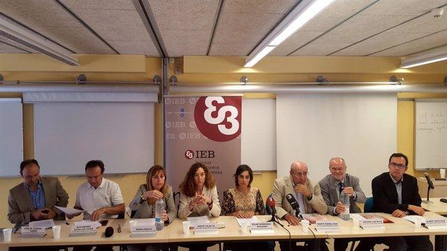 Expertos del Instituto de Economía de Barcelona