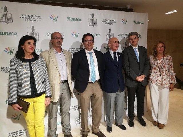 Celebración del Décimo aniversario de la Unidad del Ictus en Cáceres