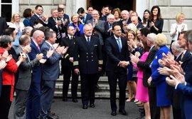 Leo Varadkar es elegido primer ministro de Irlanda, el más joven en ocupar el cargo y homosexual