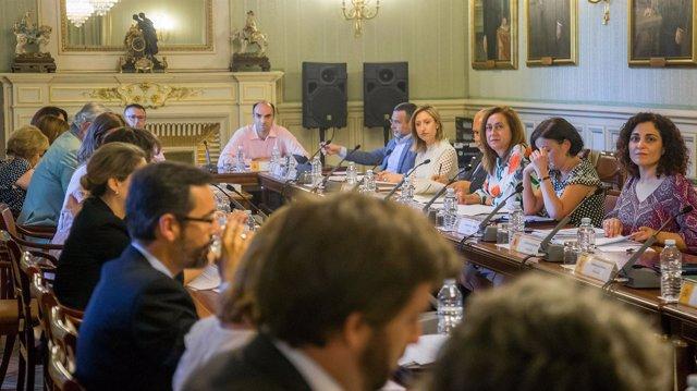 Martínez Arregui participa en reunión reto demográfico