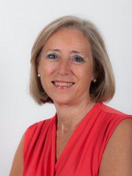 Pilar Cortés, diputada del PP