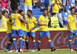 El capitán David García renueva con la UD Las Palmas