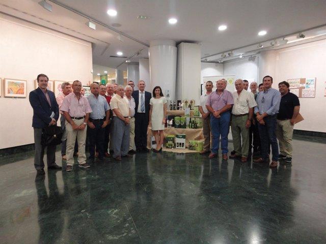 Celebración de la asamblea general de Cooperativas Agro-alimentarias de Huelva