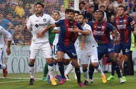 Huesca y Getafe postergan al Coliseum su candidatura al ascenso