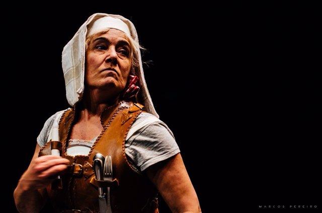 ÛLa novia de Don Quijote' abre el Festival de Teatro de Cáceres