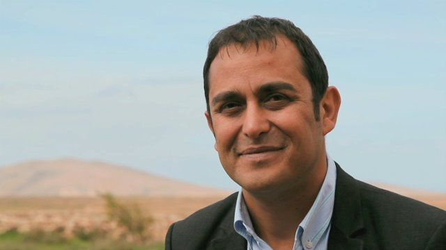 El Candidato Del PSOE Al Cabildo De Fuerteventura, Blas Acosta
