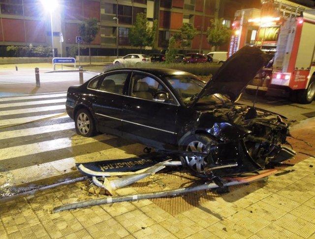 Imagen del estado del vehículo