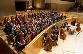 La Joven Orquesta Nacional de España clausura el próximo día 21 el XXXIV Festival Ibérico de Música de Badajoz