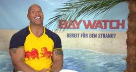 """The Rock: """"Baywatch (Los vigilantes de la playa) tiene todo lo que buscas en una gran película veraniega"""""""