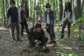 The Walking Dead: ¿Peligra la continuidad de una de sus protagonistas?