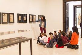 Más de 9.000 personas participan en las actividades educativas del Museo Carmen Thyssen