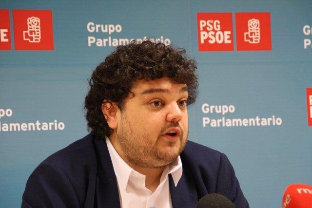 El diputado socialista Julio Torrado.