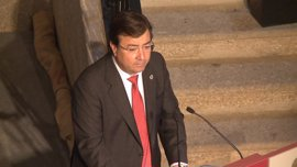 El presidente extremeño, Fernández-Vara, presidirá el Consejo de Política Federal del PSOE