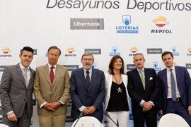 """Lissavetzky: """"El deporte nunca se ha puesto en la agenda política de una manera clara"""""""