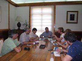 """Biscarrués inundará """"un potencial inmenso de desarrollo"""" en la Galliguera, advierte Soro"""